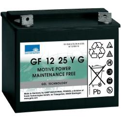 GEL battery 12V-25Ah