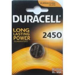 Duracell CR2450