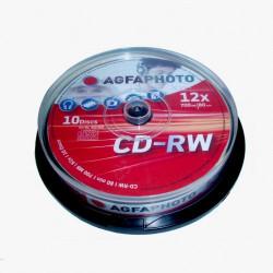 CD-RW 700Mb Cake10
