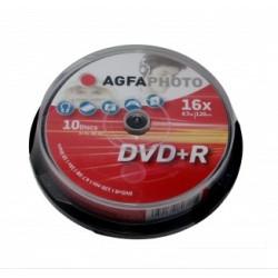 DVD-R 4.7Gb Cake10