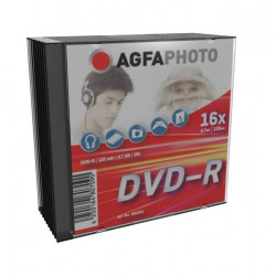 DVD-R 4.7Gb Slim