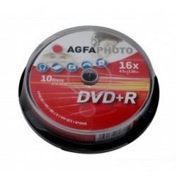 DVD+R 4.7Gb Cake10