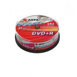 DVD+R 4.7Gb Cake25