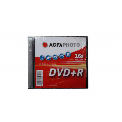 DVD+R 4.7Gb Slim