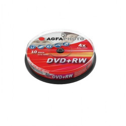 DVD+RW 4.7Gb Cake10