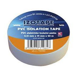 Insulating tape white