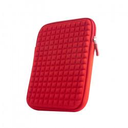 "Case tablet 10"" Star Red"